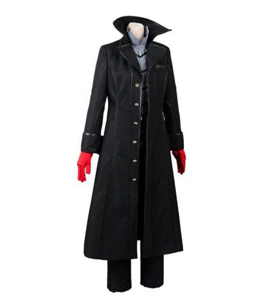 Persona 5 Joker Trench Coat
