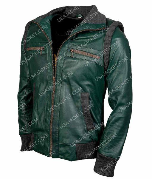 Elizabeth Jennings The AMericans Green Jacket