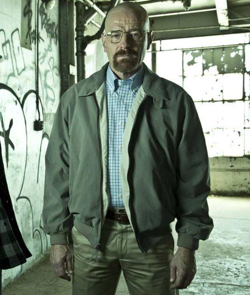 Mike Ehrmantraut Bomber Jacket