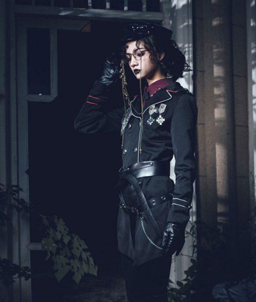 Lolita Military Coat