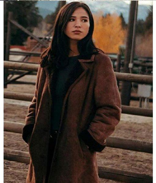 Monica Dutton Coat
