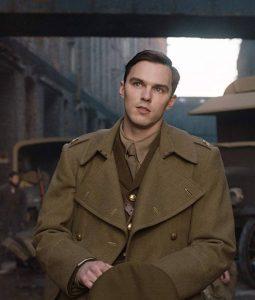 Tolkien Wool-Blend J.R.R. Tolkien Coat