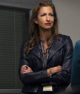 Natalie Figueroa Leather Jacket