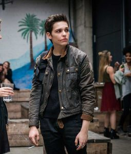 Sara Serraiocco Black Jacket