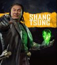 Mortal Kombat 11 Shang Tsung Trench Coat
