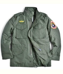 Robert De Niro Military Jacket