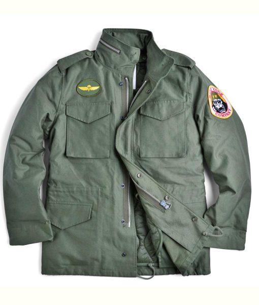 Taxi Driver M-65 Jacket