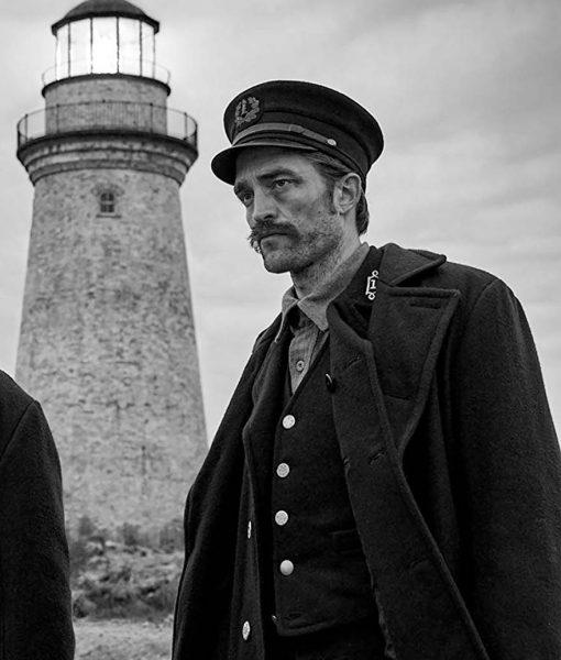 The Lighthouse Ephraim Winslow Trench Coat