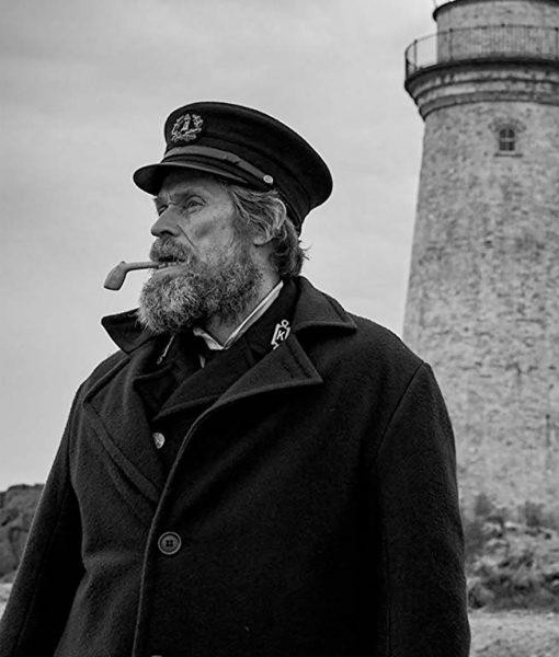 Thomas Wake The Lighthouse Trench Coat