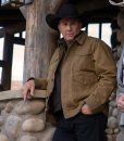 John Dutton Yellowstone s02 Cotton Jacket