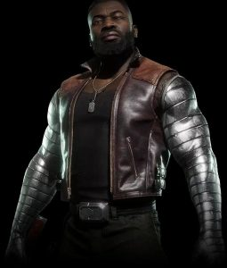 jax leather vest