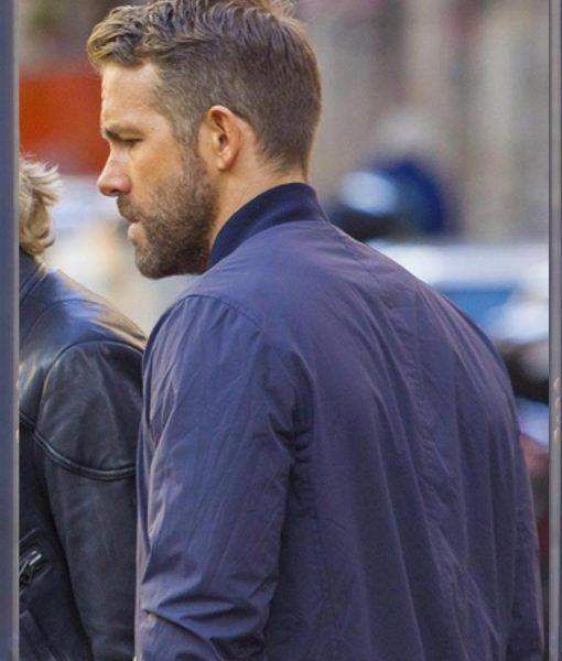 Ryan Reynolds 6 Underground One Jacket