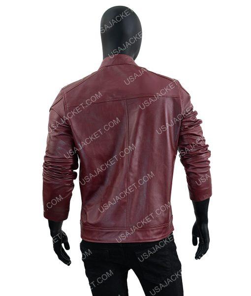 Jesse Leather Jacket