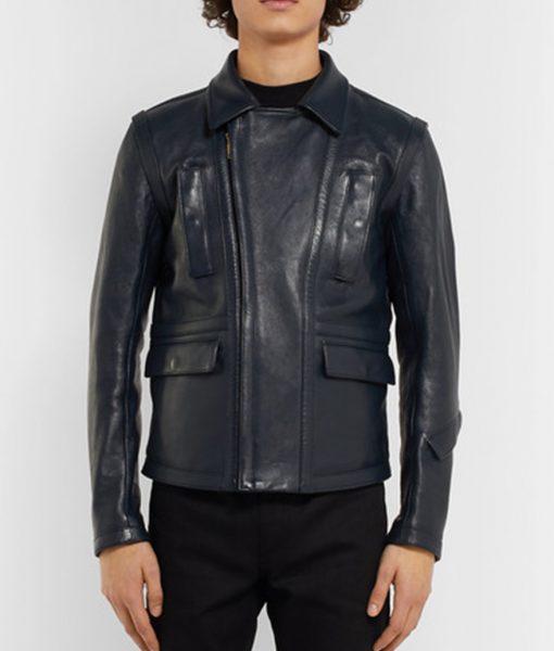 Andres V. Leonard Biker Jacket
