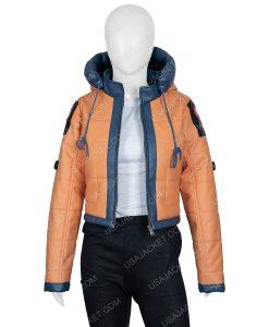 Wattson Apex Legends S02 Cropped Jacket