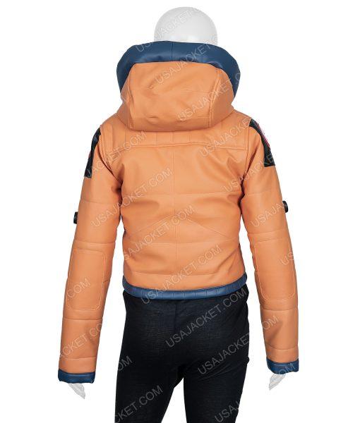 Apex Legends S02 Wattson Cropped Jacket