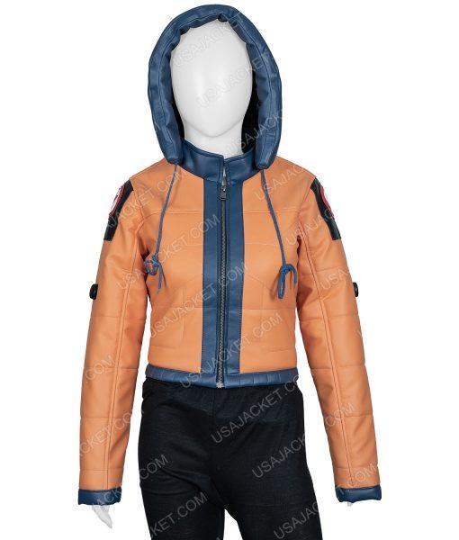 Apex Legends Season 02 Wattson Hooded Jacket