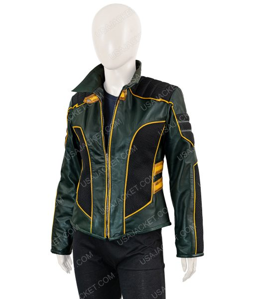 Arrow S08 Spinoff Black Canary Jacket