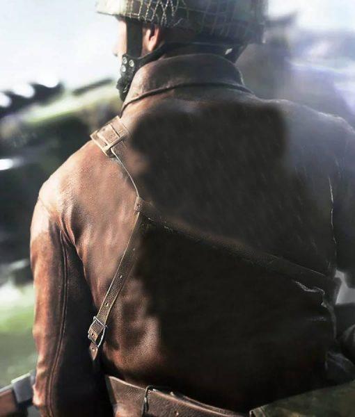 Battlefield 5 Death Dealer Brown Jacket