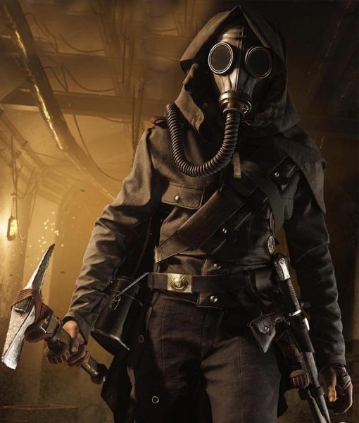 Battlefield 5 Ilse Schattenwolf Jacket