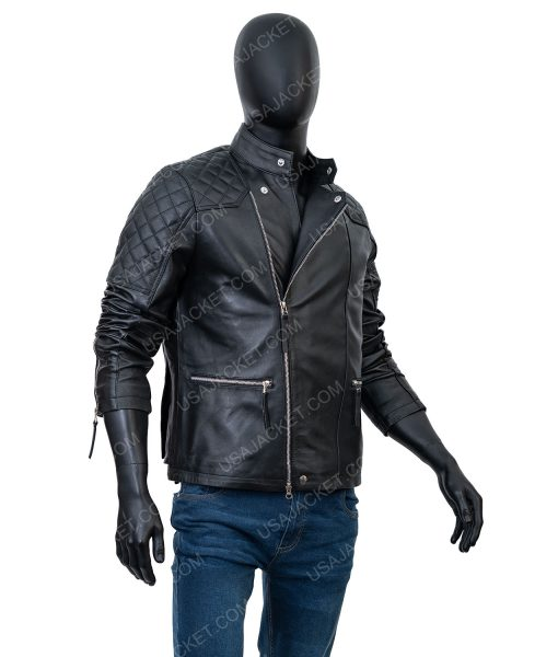 Billions Bobby Axelrod Leather Jacket