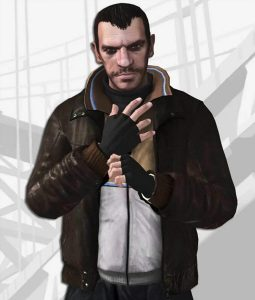 Niko Bellic GTA IV Bomber Jacket