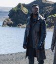 Cleveland Booker Star Trek s03 Trench Coat