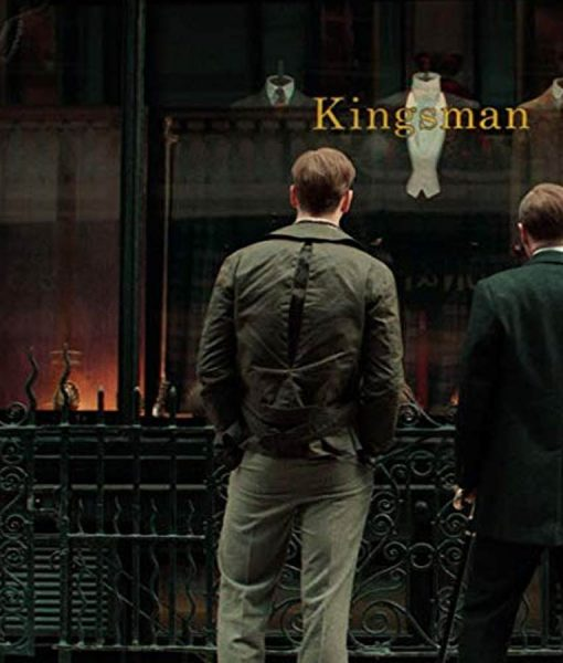 Conrad The King's Man Black Jacket