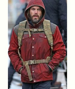 Casey Affleck Light of My Life Dad Hooded Jacket