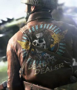 Battlefield 5 Death Dealer Leather Jacket