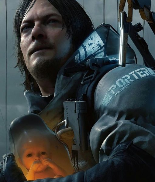 Sam Porter Bridges Death Stranding Hooded Jacket