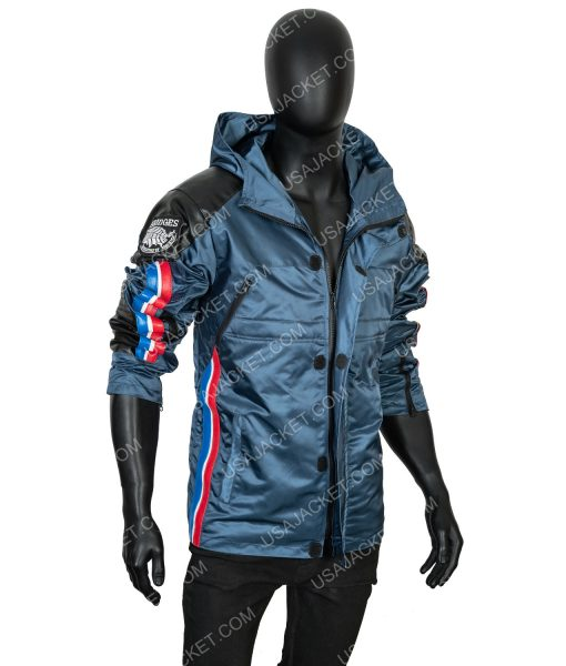 Death Stranding Sam Porter hooded Jacket