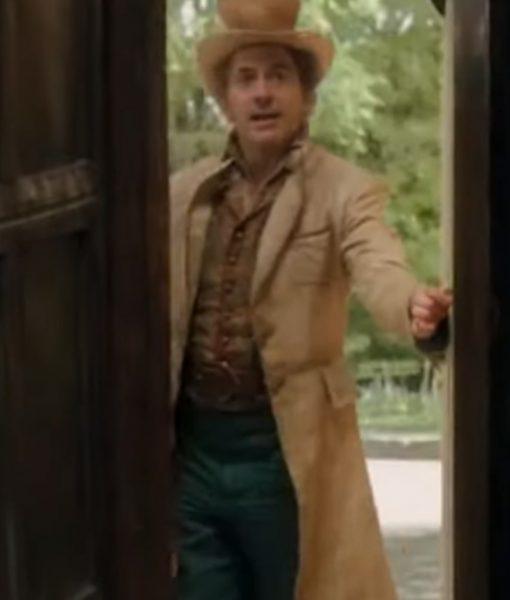 Downey Jr. Doctor Dolittle Trench Coat