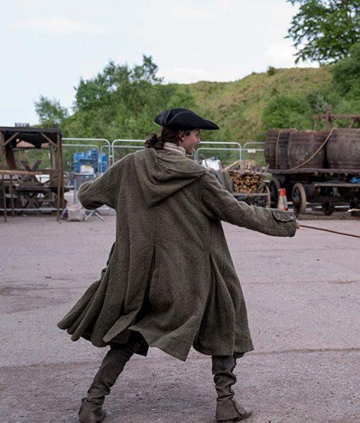 Outlander s04 Hooded Coat
