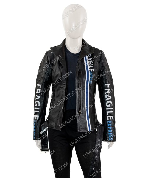 Death Stranding Leather Jacket