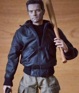GTA Claude black Leather Jacket