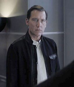 Clive Owen Gemini Man Black Jacket