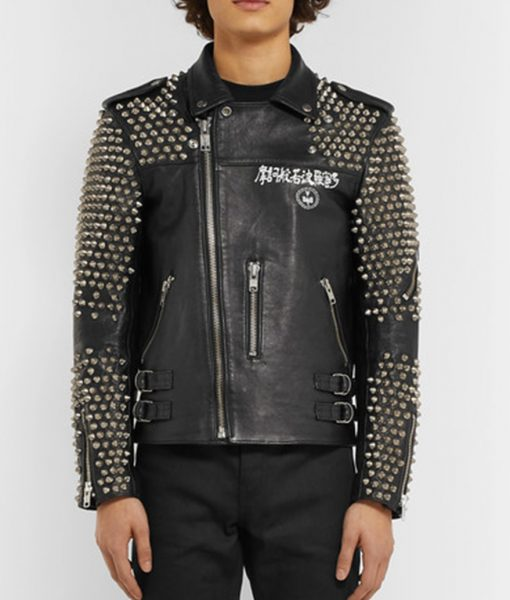 Henry J. Heath Punk Jacket