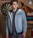 High School Musical The Musical The Series Joshua Bassett Denim Jacket