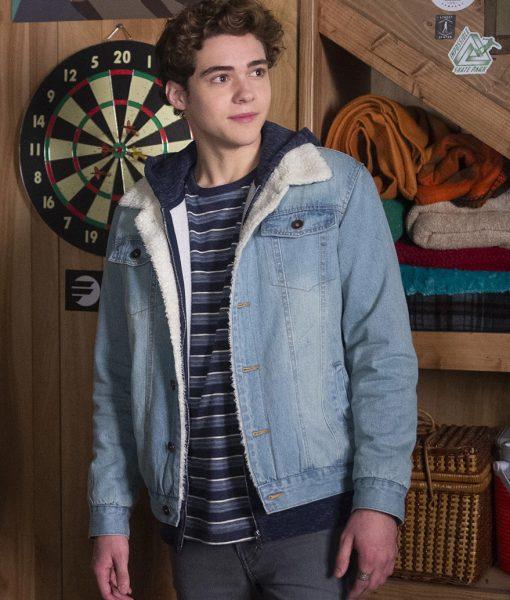 High School Musical Ricky Denim Jacket