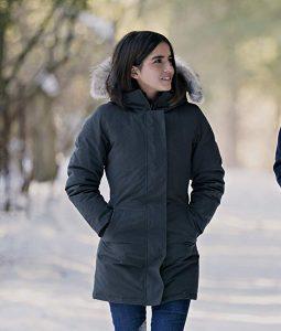 Isabela Moner Mid-length Coat