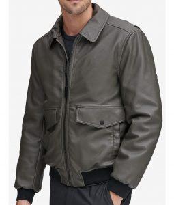 Jeremy Leather Jacket