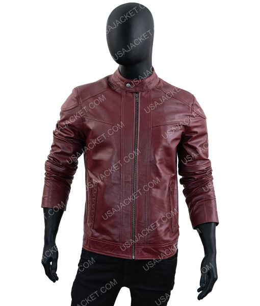 Jesse Brown Leather Jacket