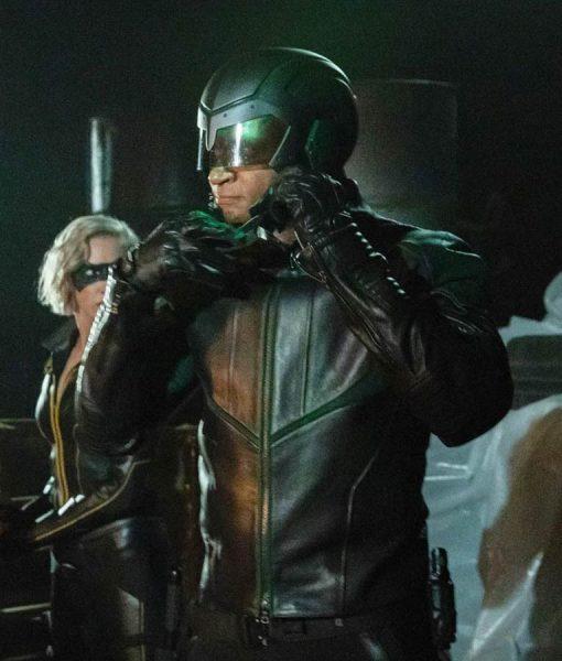 John Diggle Spartan Jacket