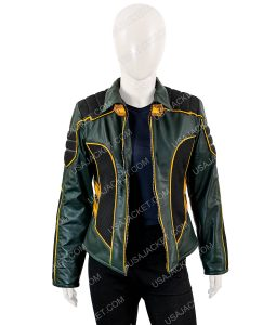 Arrow Spinoff Leather Jacket