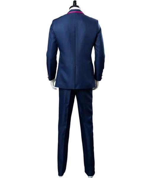 Deadly Class Blue Suit