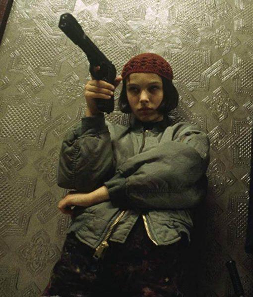 Mathilda Leon The Professional Bomber Jacket