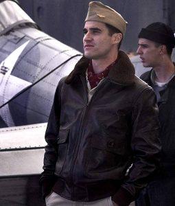 Lieutenant Commander Eugene Lindsey Bomber Jacket