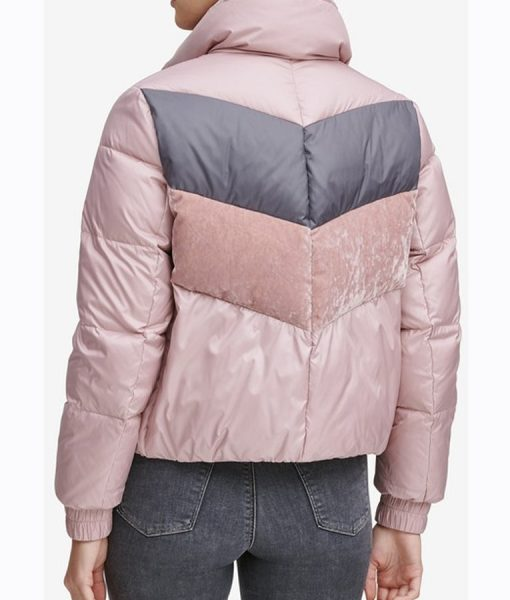 Odeya Rush Parachute Jacket