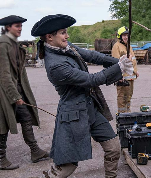 Outlander Lord John Grey Coat